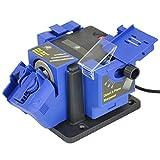 65W Multi Use Knife Sharpener Machine for Scissor Drill Bits Chisels Grinding Sharpening