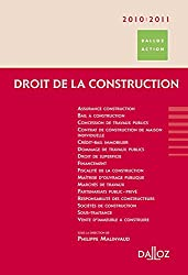 Droit de la construction 2010/2011 - 5e éd.: Dalloz Action