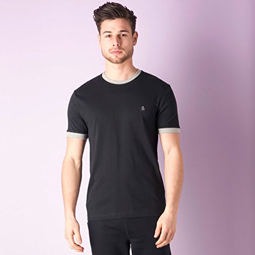 original-penguin-herren-t-shirt-wei-wei-gr-xl-schwarz