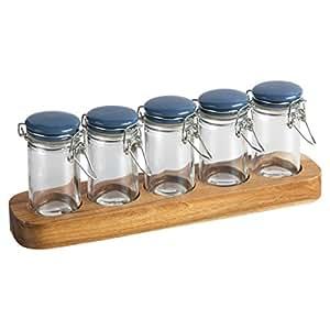 Jamie Oliver Set de pots à épices