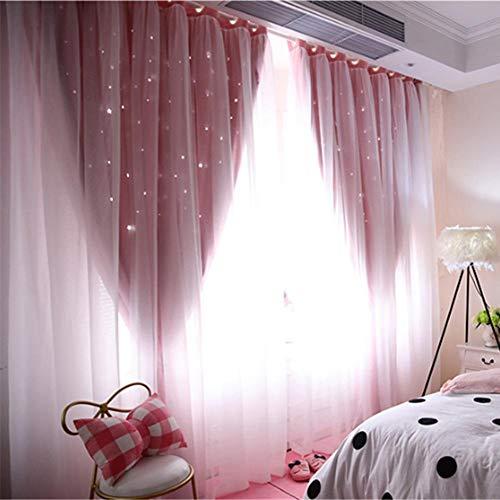 Mereia Cortina De Voile Estilo Nórdico Translúcido Cortina De Dormitorio De Tul Dormitorio Sala De Estar Decorada
