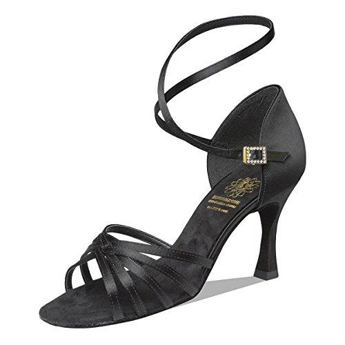 Supadance 1403 - Scarpe da danza, tacco: 6,35 cm - nero