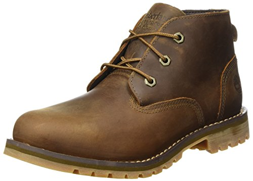 Timberland Men's Larchmont Chukka Boots, Brown (Gaucho), 9 UK