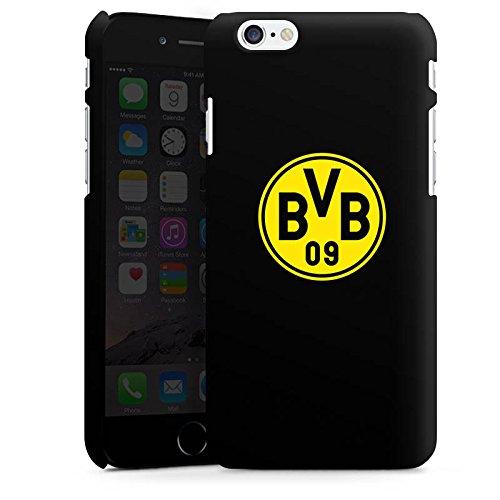 Apple iPhone 5 Silikon Hülle Case Schutzhülle BVB Logo Borussia Dortmund Premium Case matt