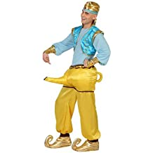 Atosa - Disfraz de Aladino para hombre, talla XL (23007)