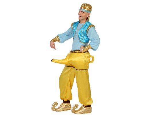 ATOSA 23006 - Genie männliches Kostüm, Größe M-L, -