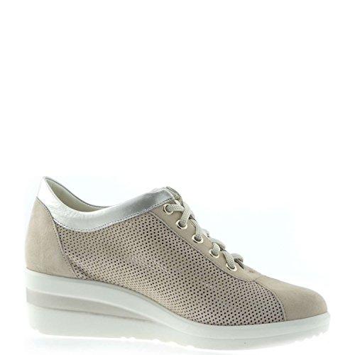 Melluso R2146 Sneakers Donna Corda
