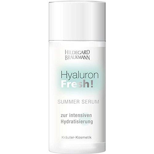 Hildegard Braukmann Pflege Hyaluron Fresh! Summer Serum, 1er Pack (1 x 30 ml)
