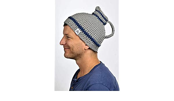 Bembel Mütze Größe L 58 60 Cm Amazonde Handmade