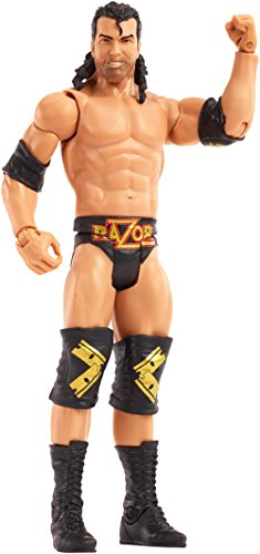 WWE Wrestlemania Razor Ramon Figura De Acción Mattel DLG15