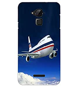 COOLPAD NOTE 3 AIRPLANE Back Cover by PRINTSWAG