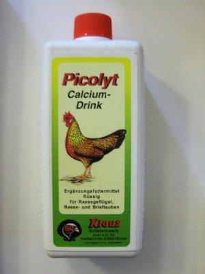 Klaus Picolyt Calcium Drink, 0.5 l
