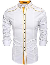 large éventail plutôt cool prix de détail Chemises habillées homme | Amazon.fr