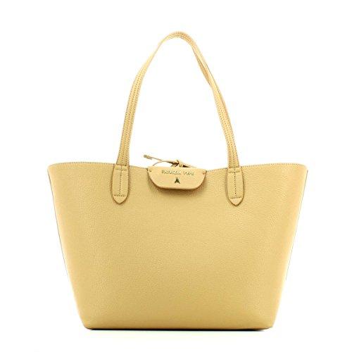Patrizia Pepe borsa shopping 2V5452AV63 true beige/black