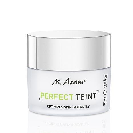 Anti Aging Concealer Cream and Cosmetic Filler, M. Asam Perfect Teint II - Instantly Smoothes Away the Appearance of Lines, Wrinkles and Pores - Ideal Primer for any Skin Care Regimen by M. Asam - Line Filler