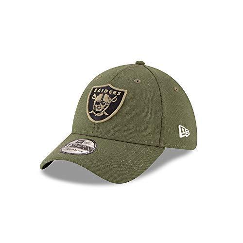 A NEW ERA Era Oakland Raiders 39thirty Stretch Cap