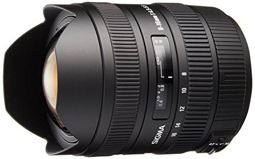 Sigma Objectif 8-16 mm F4,5-5,6 DC HSM - Monture Sony