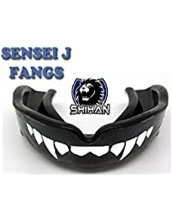 Sensei J firma bucal ' colmillos dientes - Senior, MMA, Rugby, lucha Ufc funkygums