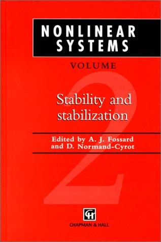 Non Linear Systems, tome 2