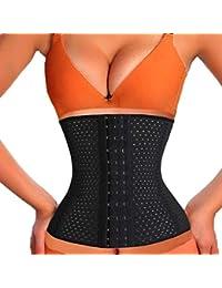 38ac0c548ec HITSAN Incorporation Women Postpartum Belly Band Underbust Tummy Control  Hot Belt Fajas 5XL Slimming Corset Waist
