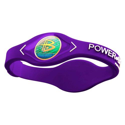 Power Balance - NEON - Purple/White - S