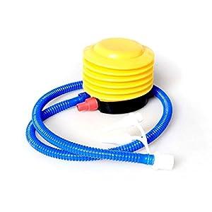 Energystation Mehrzweck Plastik Blasebalg Fuß Luftpumpe für Yoga Übungen Ball,Schwimmring,Gymnastikball