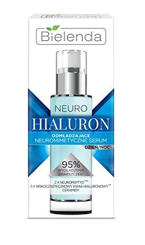 BIELENDA NEURO HYALURON Neuromimetikums Antifalten Serum Tag / Nacht 30 ml