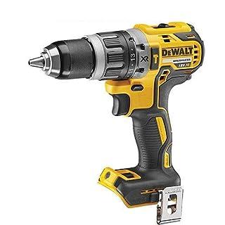 DEWALT DCD796N 18v XR Li-Ion Brushless Compact Combi Hammer, 18 W, 18 V