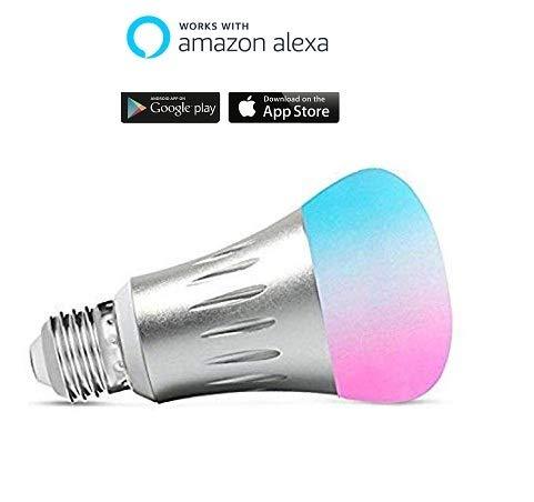 Vinc Smart Light 9W LED Bulb Compatible with Amazon Alexa & Google Assistant