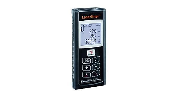Kaleas Profi Laser Entfernungsmesser Ldm : Laserliner distancemaster pocket pro amazon baumarkt