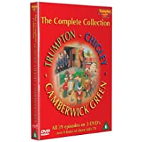 Trumpton - Chigley - Camberwick Green. The Complete Collection