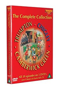 Trumpton - Chigley - Camberwick Green. The Complete Collection [DVD] [1969]