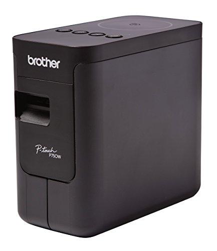 Brother P-touch P750W Professionelles PC-Beschriftungsgerät mit WLAN und NFC