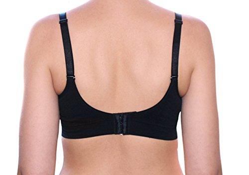 Still BH 2 Größen (L,XL), 3 Farben (schwarz, rosa, beige) Schwarz