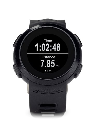 Magellan Echo Smart Running Watch Orologio Sportivo da Corsa, Nero