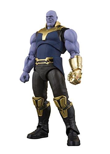 Bluefin Distribuition Avengers: Infinity War Thanos Bandai S.H. Figurart Standard