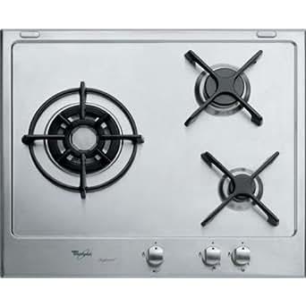 Table de cuisson gaz WHIRLPOOL - AKT615IXL