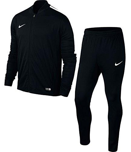 Nike - Academy 16 - Survêtement - Mixte Enfant - Noir (Black/Black/White/White) - L