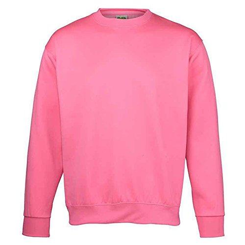 AWDis - Sweat-shirt - Moderne - Femme Rose électrique