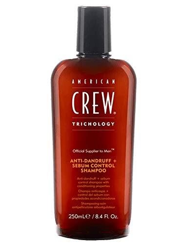 AMERICAN CREW American crew anti-schuppen-shampoo 1er pack 1 x 250 ml