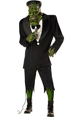 Frankenstein Halloween Kostüm (Munsters Halloween-kostüme)