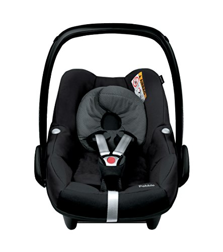 Maxi-Cosi Pebble Group 0+ Car Seat – Black Raven