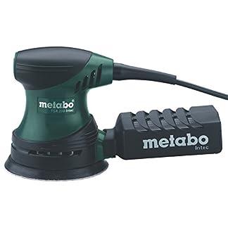 Metabo FSX 200 Intec – Lijadora rotoorbital, disco 125 mm