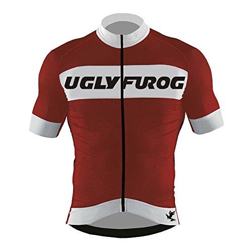 Foto de Uglyfrog 2016 Manga Corta Maillot Ciclismo De Hombre Verano Ropa De triatlon Transpirables ESHSJ36