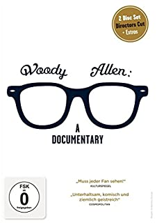 Woody Allen: A Documentary (Director's Cut, 2 Discs, OmU)