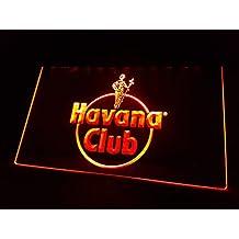 Havana Club–cartel luminoso LED Nuevo Cartel Cargar Reklame Neon Neon Cartel Pub Bar Disco