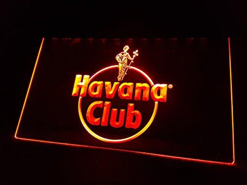 Havana Club Leuchtschild LED Neu Schild Laden Reklame Neon Neonschild BAR PUB Kneipe Disco