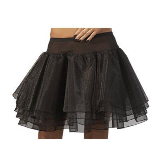 Preisvergleich Produktbild Cottelli Collection Petticoat Schwarz S
