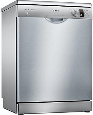 Bosch SMS25AI05E Independiente 12cubiertos A++ lavavajilla - Lavavajillas (Independiente, Acero inoxidable, Full size (60 cm), Acero inoxidable, Botones, Giratorio, 1,75 m)