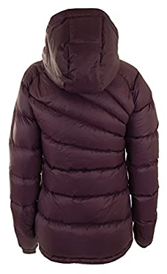 Twentyfour Damen Daunen Jacke Vail - Leichte, sehr warme Daunenjacke mit 700 Cuin (sehr hohe Bauschkraft), 90% Daunen und abnehmbarer Kapuze